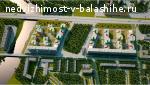 Акварели в микрорайоне Балашиха Центр